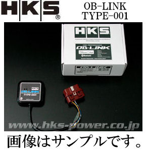 HKS OB-LINK TYPE-001 レクサス GS350 GRS191 GRS196